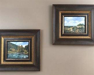 Two prints of landscapes   https://ctbids.com/#!/description/share/189848