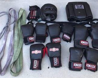 Boxing gear  https://ctbids.com/#!/description/share/189852