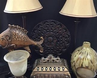 Lamps and decor  https://ctbids.com/#!/description/share/189857