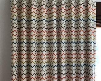 Set of 4 curtain panels 93 inches long https://ctbids.com/#!/description/share/189878