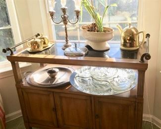 Buffet Server by Stiehl furniture NY.