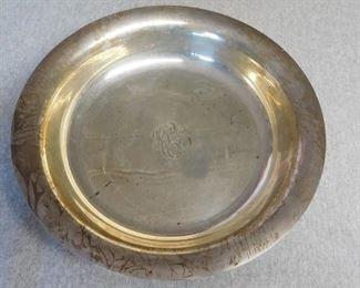 Allan Adler Sterling Bowl