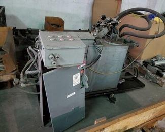 Heavy Duty Industrial Hydraulic Pump 50HP 122M