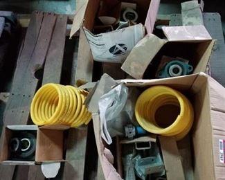 Various Industrial Items
