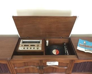 1967 Fisher Console stereo
