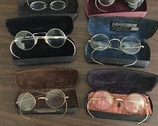 Antique Spectacles