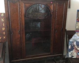 Antique Hutch