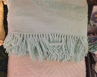 antique chenille bedspreads