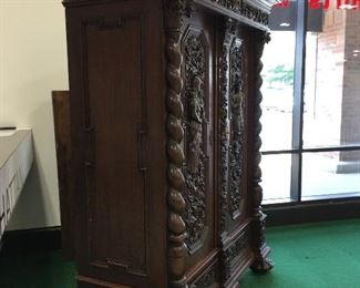 truly and by definition outstanding———— but doesn't really try to hard. Simply well above average. If you are a dealer in anything fine, or any type of furniture, and you're at least one bit savvy + promise to all things holy you should be bidding on this come Sunday, August 4th