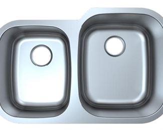 66 BD3220R Stainless Steel Sinks