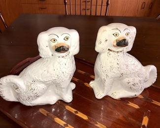 Pair of Beswick Ceramic Spaniels