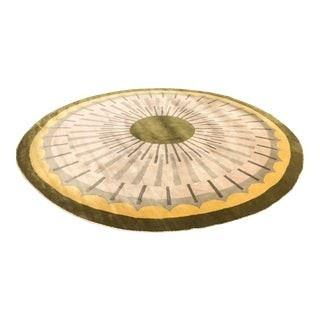 Lucien Rollin Round Designer Rug