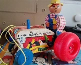 Fun retro and vintage toys/ games.