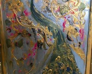 Franco Mondini Ruiz painting