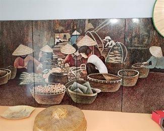Laos Mosaic