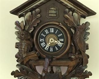 Cuckoo clock made in Germany