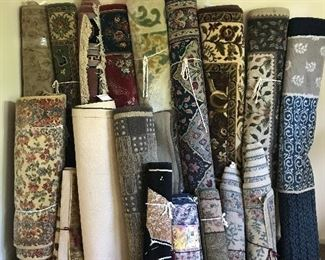 Lots of rugs at GREAT prices