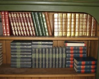 Leather French Book Sets