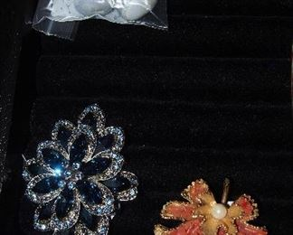 Signed Costume Jewelry