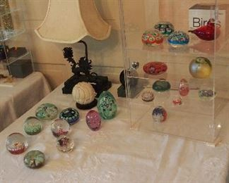 Collection Paperweights