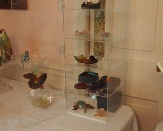 Collection Daum Glass
