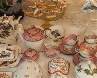 Darling Limoges boxes inc. turtle, clam and more