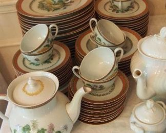 Large Set Haviland China