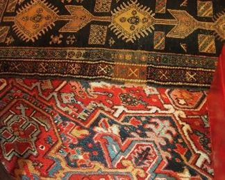 Fine Rugs and Runner