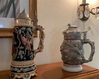 German Steins