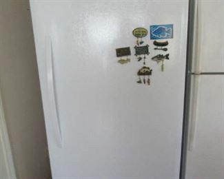 Kenmore freezer 20.9 cu ft.