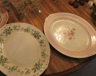 Homer Loughlin platters