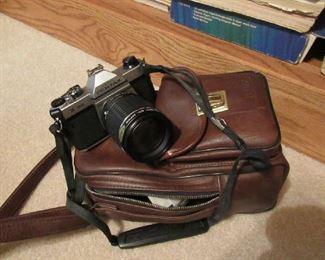 Pentax 35mm camera