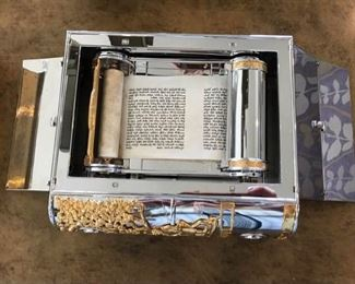 Breathtaking Silver and Gold Judaica Books Sixty Five Sold Together or Separately