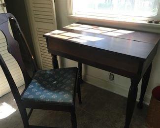 Fold Top Desk