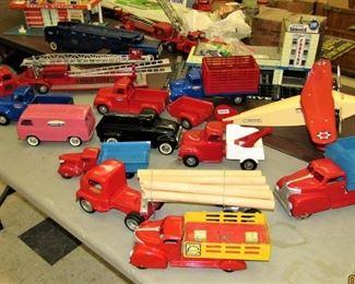 1950's Tonka toys