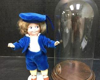 armand marseille male doll