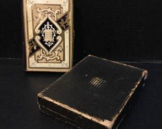 book antique jewish prayer book