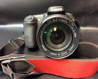 camera canon eos 20d digital