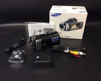 camera samsung hdmi camcorder