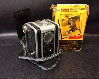 camera kodak duaflex