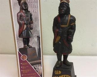 cast iron cigar indian bank