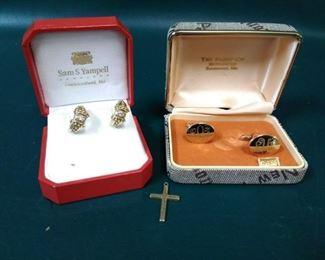 jewelry diamond earrings