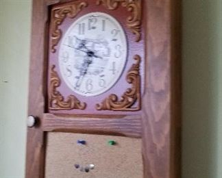 nice, but different clock