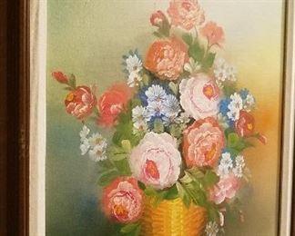 nice oil painting