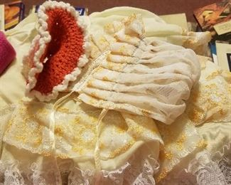 DOLL CLOTHES HAND MADE