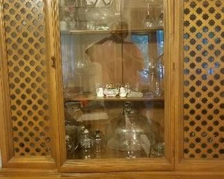 SECOND CHINA CABINET