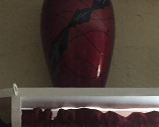 Matching Rankin vase.