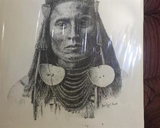 Medicine Crow. 1848 - 1920 One of the most revered warrior and Chieftain  of his time.