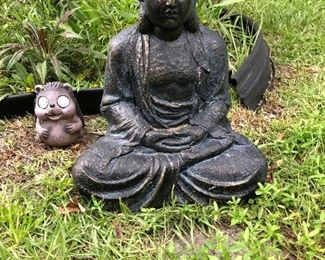 Backyard Buda