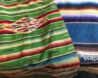 Indian blankets